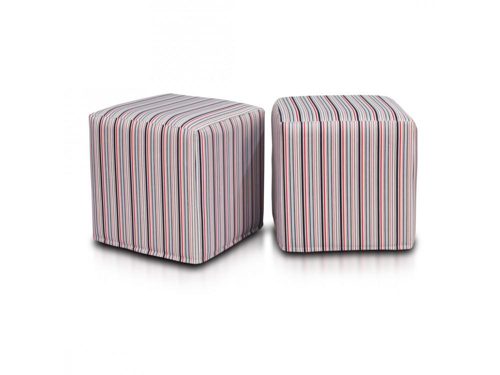 Admirable Block Bean Bag Chair Customarchery Wood Chair Design Ideas Customarcherynet