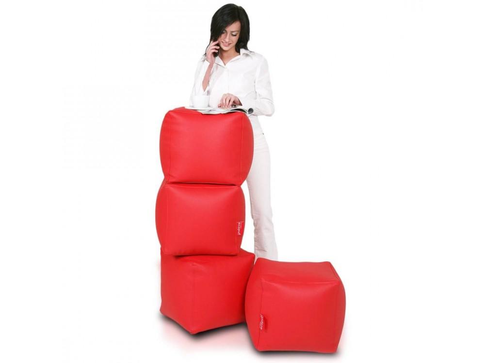Tremendous Cube Bean Bag Chair 2 Pcs Set Evergreenethics Interior Chair Design Evergreenethicsorg