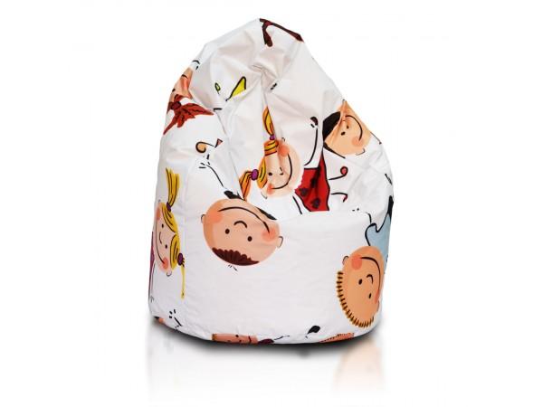 Sack Style Premium - Large Bean Bag Chair