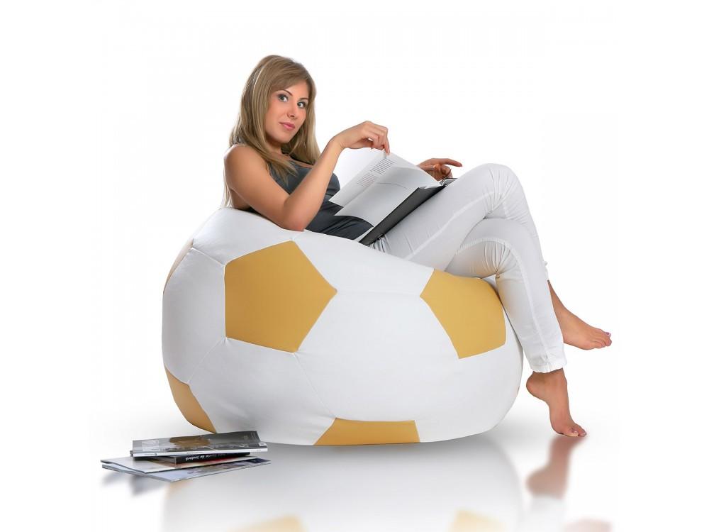 Phenomenal Soccer Ball Large Style Bean Bag Chair Creativecarmelina Interior Chair Design Creativecarmelinacom