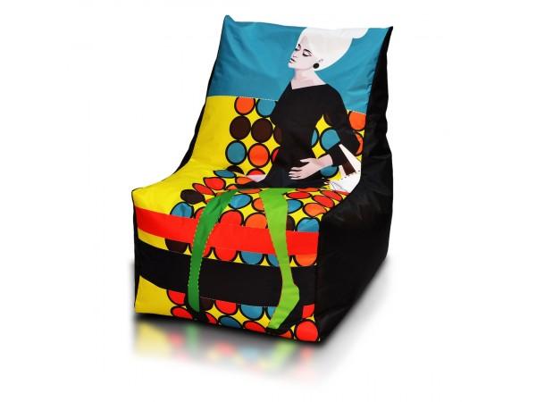 Solid Premium Large Bean Bag Chair