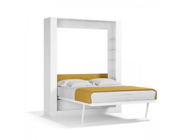 Nova Queen Wall Bed with Storage Sofa