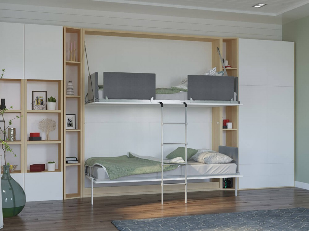 Butcombe Twin Murphy Bed