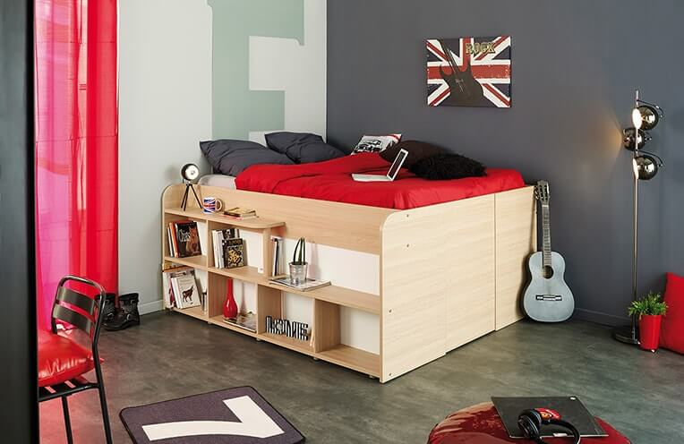 space up bed