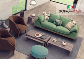 sofa from italy